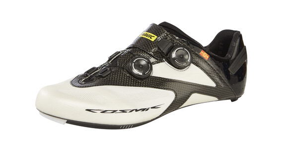 Mavic Cosmic Ultimate II Shoes Unisex white/black